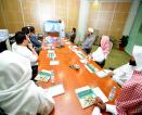 2014-11-18 The meeting with Department of Islamic Studies