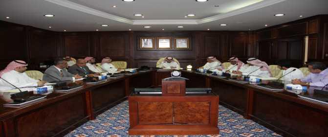 اللجنة الإشرافية العليا تناقش الاصدار الثاني للخطة الاستراتيجية
