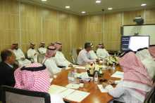 اللجنة التنفيذية تعقد اجتماعها السادس