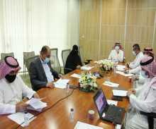 إدارة التخطيط الاستراتيجي تعقد اجتماعها الأول